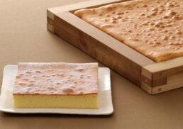 木枠のチーズケーキ(モロゾフ);