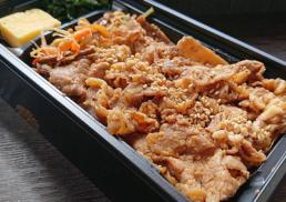 あか牛焼肉弁当(藍乃屋吉右衛門);
